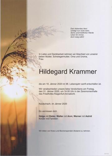 Hildegard Krammer