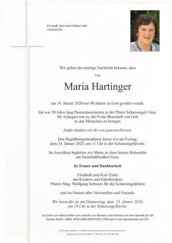 Maria Hartinger