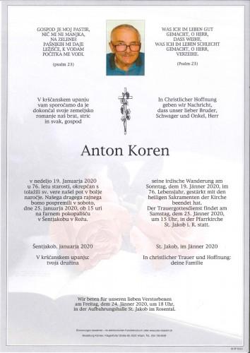 Anton Koren