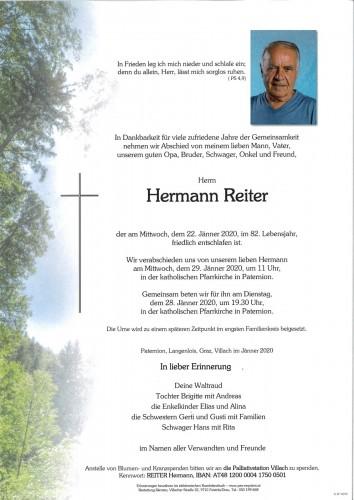 Hermann Reiter