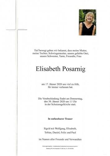 Elisabeth Posarnig