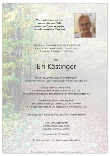 Elfi Köstinger