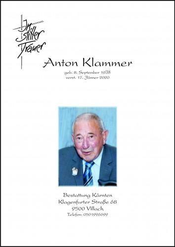 Anton Klammer