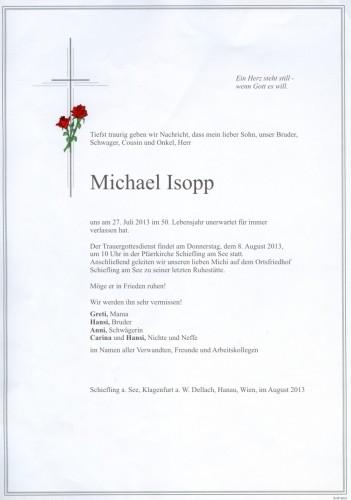 Michael Isopp