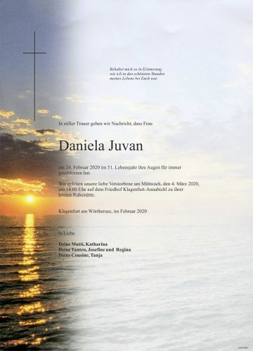 Daniela Juvan