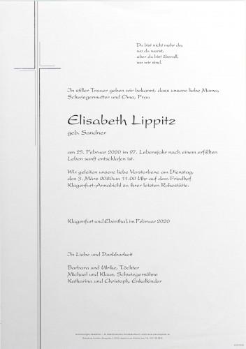 Elisabeth Lippitz