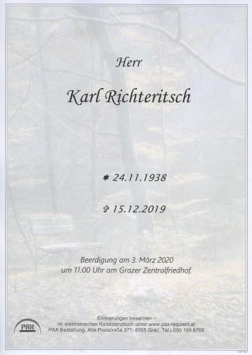Karl Richteritsch