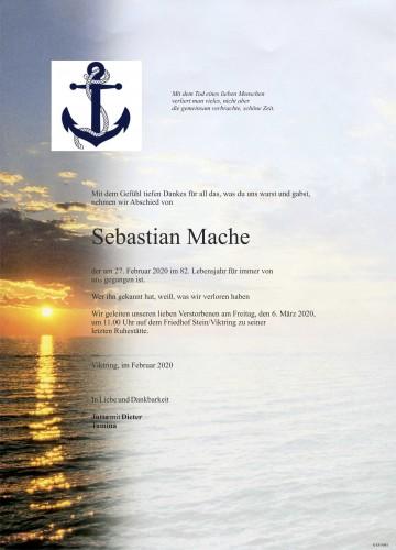 Sebastian Mache