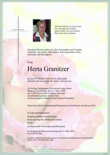 Herta Granitzer