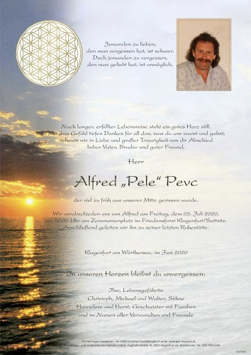 Alfred Pevc