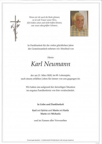 Karl Neumann