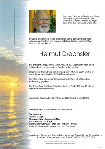 Helmut Drechsler