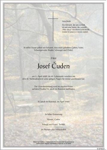 Josef Cuden