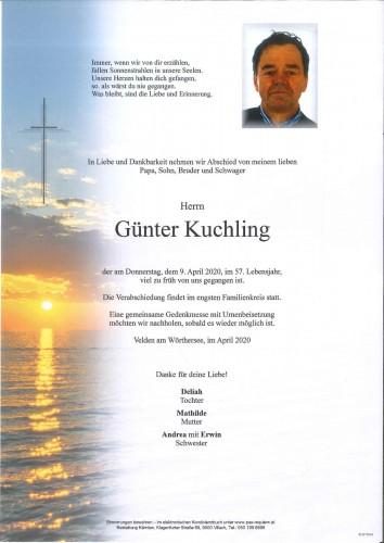 Günter Kuchling