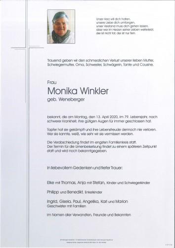 Monika Winkler