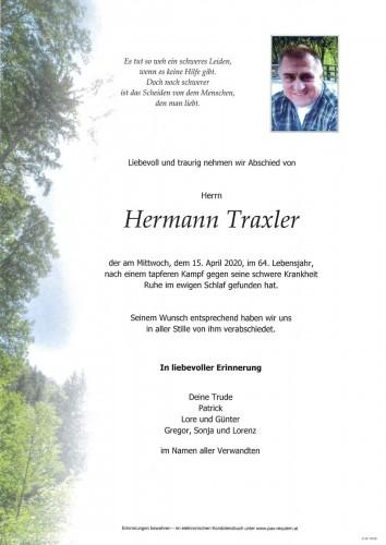 Hermann Traxler