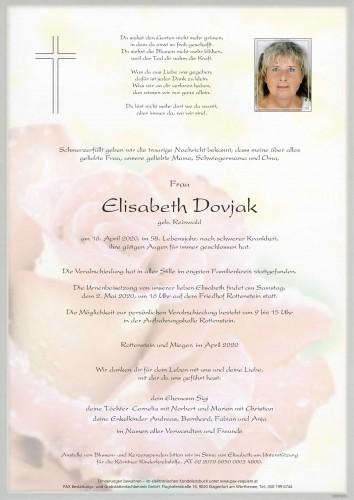 Elisabeth Dovjak