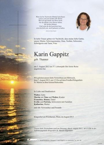 Karin Gappitz