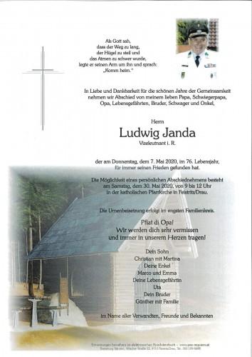Ludwig Janda