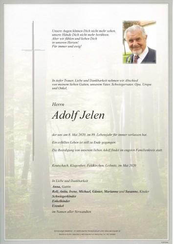 Adolf Jelen