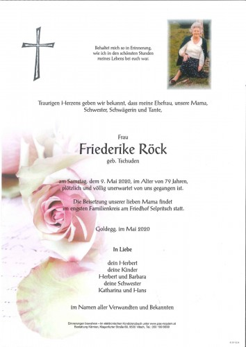 Friederike Röck