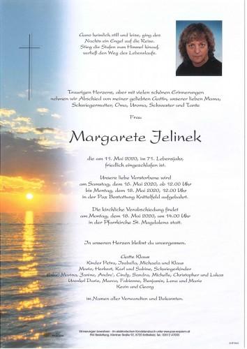 Margarete Jelinek