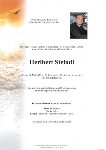Heribert Steindl