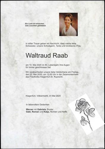 Waltraud Raab