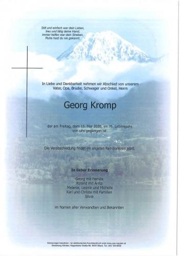 Georg Kromp