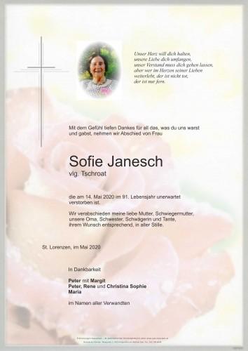 Sofie Janesch