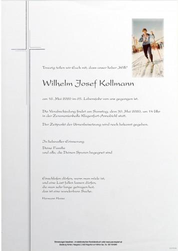 Wilhelm Josef Kollmann