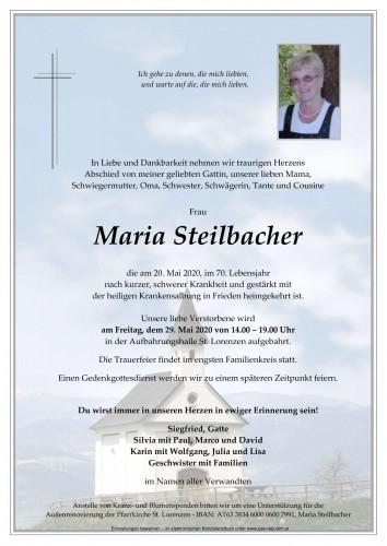 Maria Steilbacher