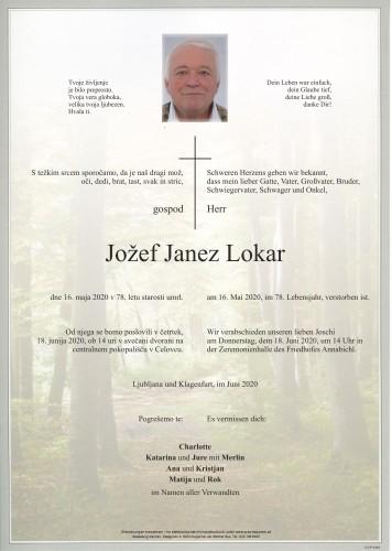 Jozef Lokar