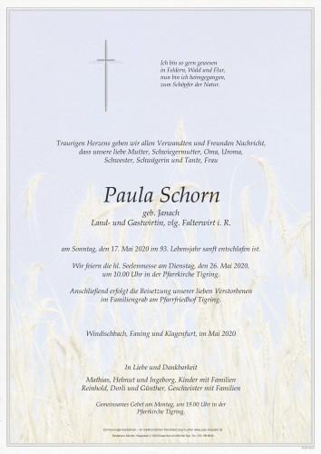 Paula Schorn
