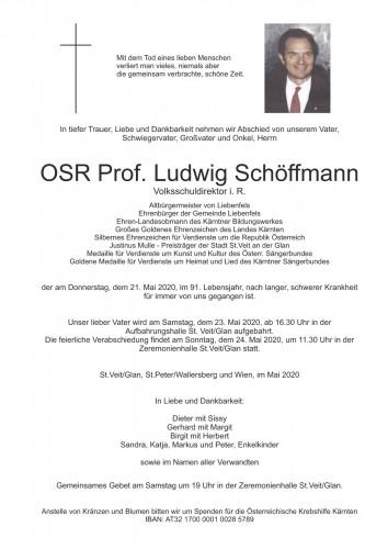 Ludwig Schöffmann