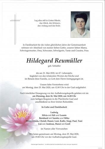 Hildegard Reumüller