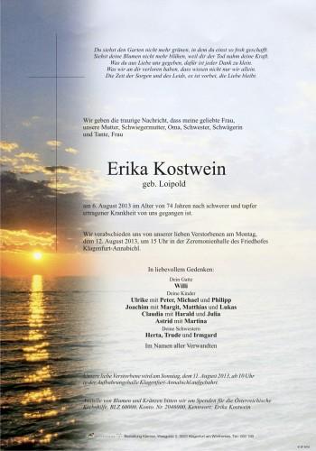 Erika Kostwein