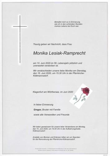 Monika Lesiak-Ramprecht