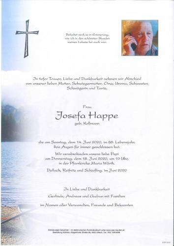 Josefa Happe