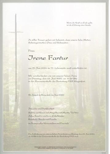 Irene Fantur