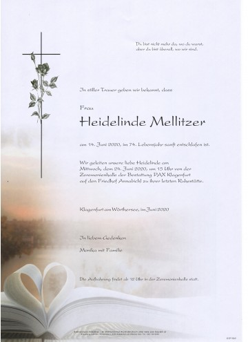 Heidelinde Mellitzer