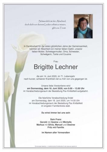 Brigitte Lechner