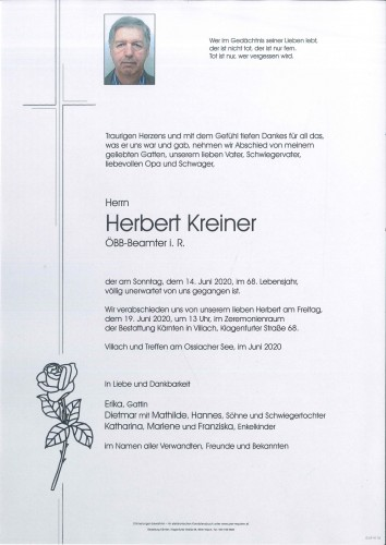Herbert Kreiner