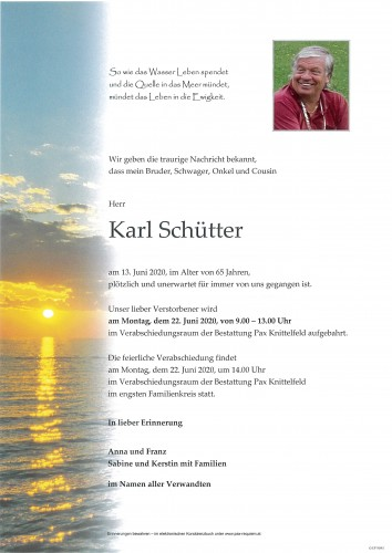 Karl Schütter