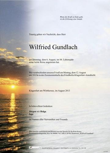 Wilfried Gundlach