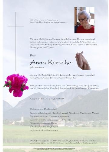 Anna Kersche