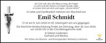 Emil Schmidt