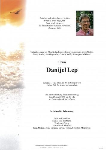 Danijel Lep
