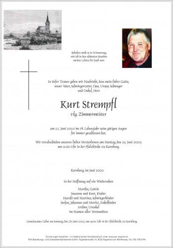 Kurt Strempfl