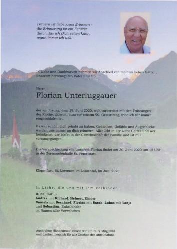 Florian Unterluggauer